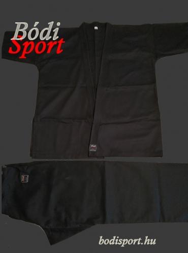 Fekete Karate ruha