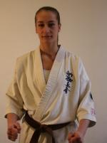 Shinkyokushin haladó gi
