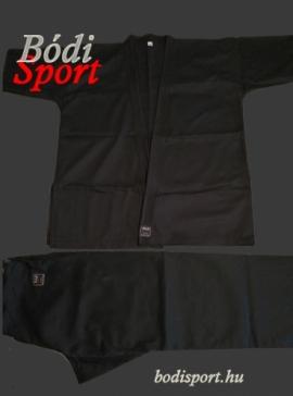 Fekete EXTRA Karate ruha