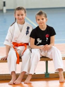 Kyo gyermek karate ruha